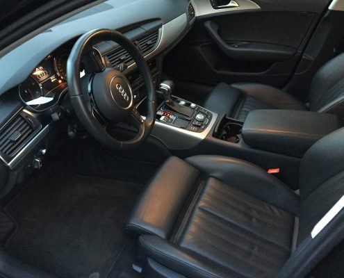 Car Care Expert - interieur audi reinigen