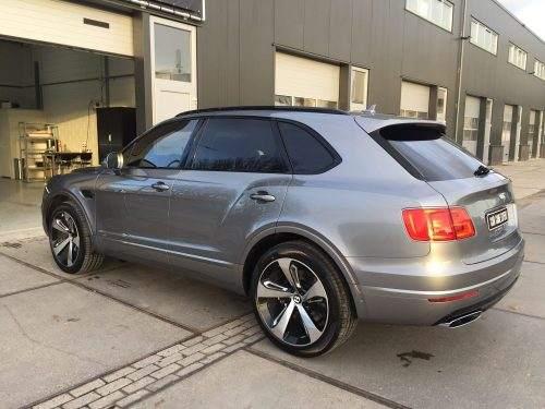 Bentley autopoetsen