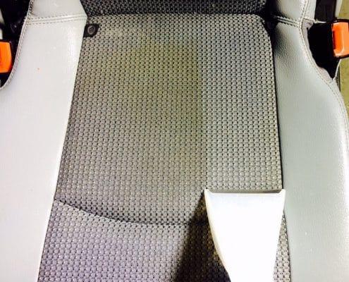 auto stoelen reinigen