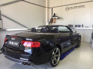 Auto poetsen Audi