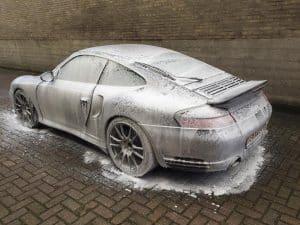 Porsche schoonmaken
