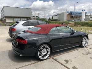 auto poetsen - Cabriodak poetsen - car care expert