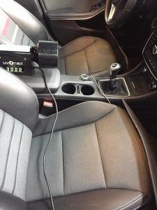geur verwijderen uit auto